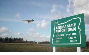 Willamette Aviation Aurora Airport - Airports in oregon